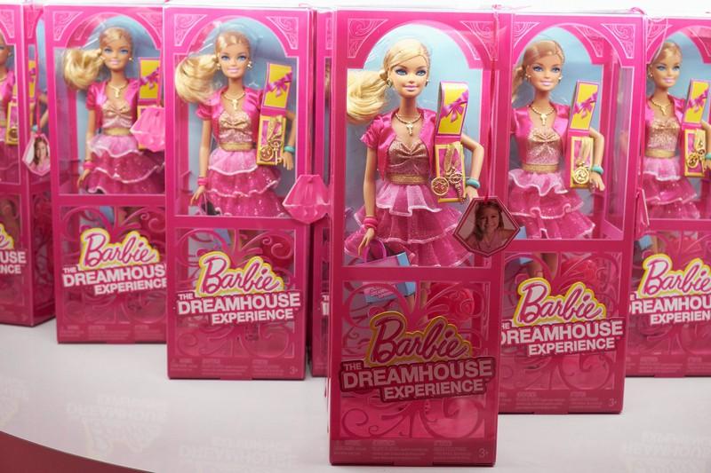 Barbies waren in unserer Kindheit richtig beliebt