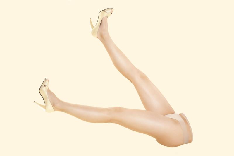 Wir haben Barbies Füße oft gekaut