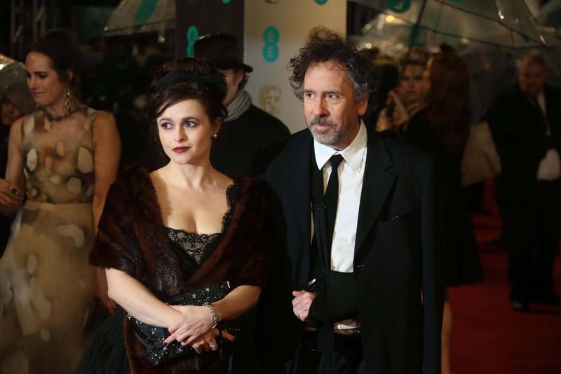 Helena Bonham Carter und Tim Burton galten als Traumpaar.