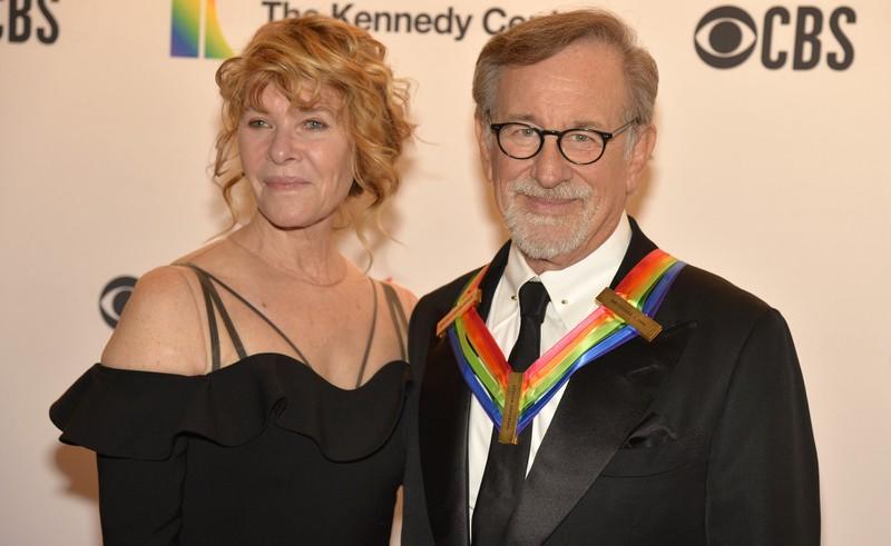 Steven Spielberg und Kate Capshaw verliebten sich am Filmset ineinander.