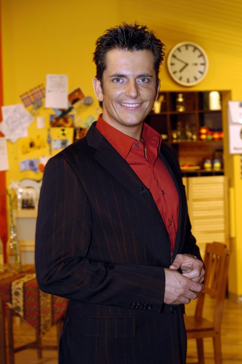 Moderator Thomas Schürmann übernahm bei 9Live von Anfang an eine aktive Rolle.