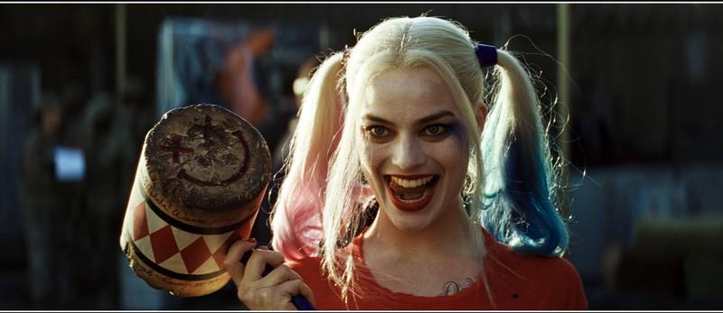 Margot Robbie musste sich für den Film Suicide Squad den Skill Gymnastik aneignen