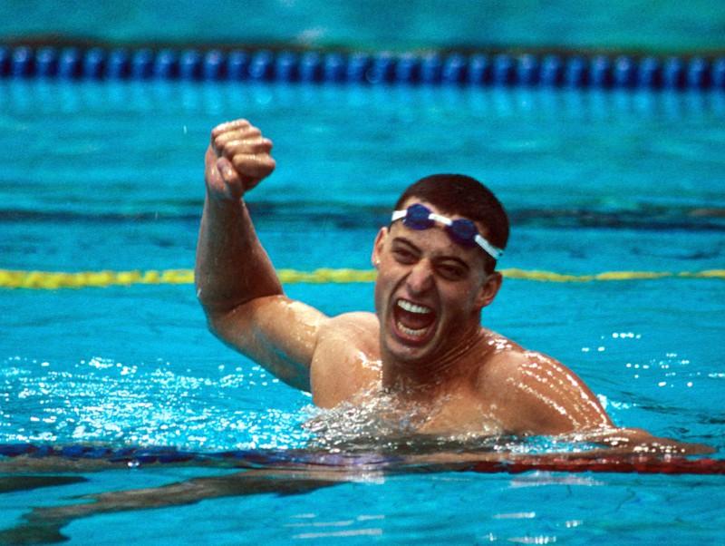 Matt Biondi gehört zu den erfolgreichsten Schwimmern.