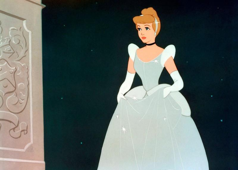 Cinderella im Original