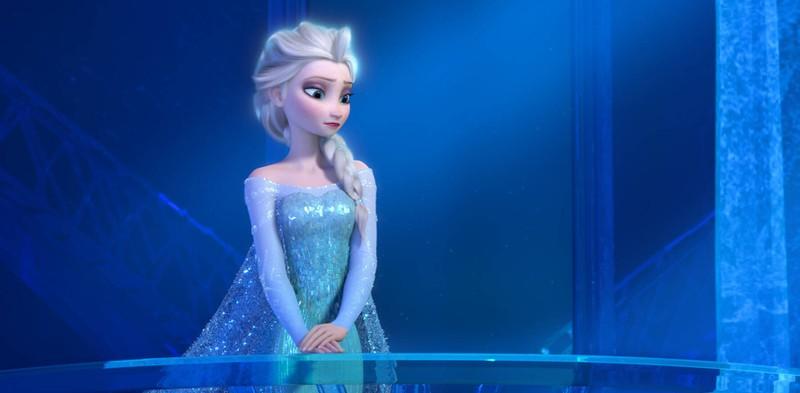 Elsa aus Frozen