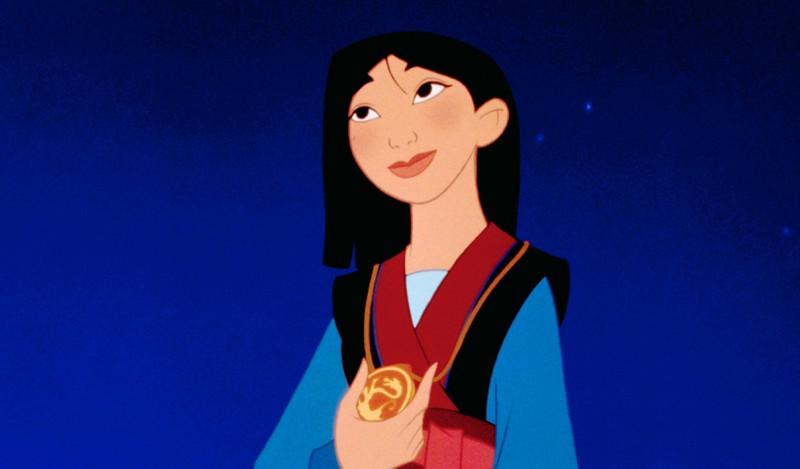 Mulan im Original