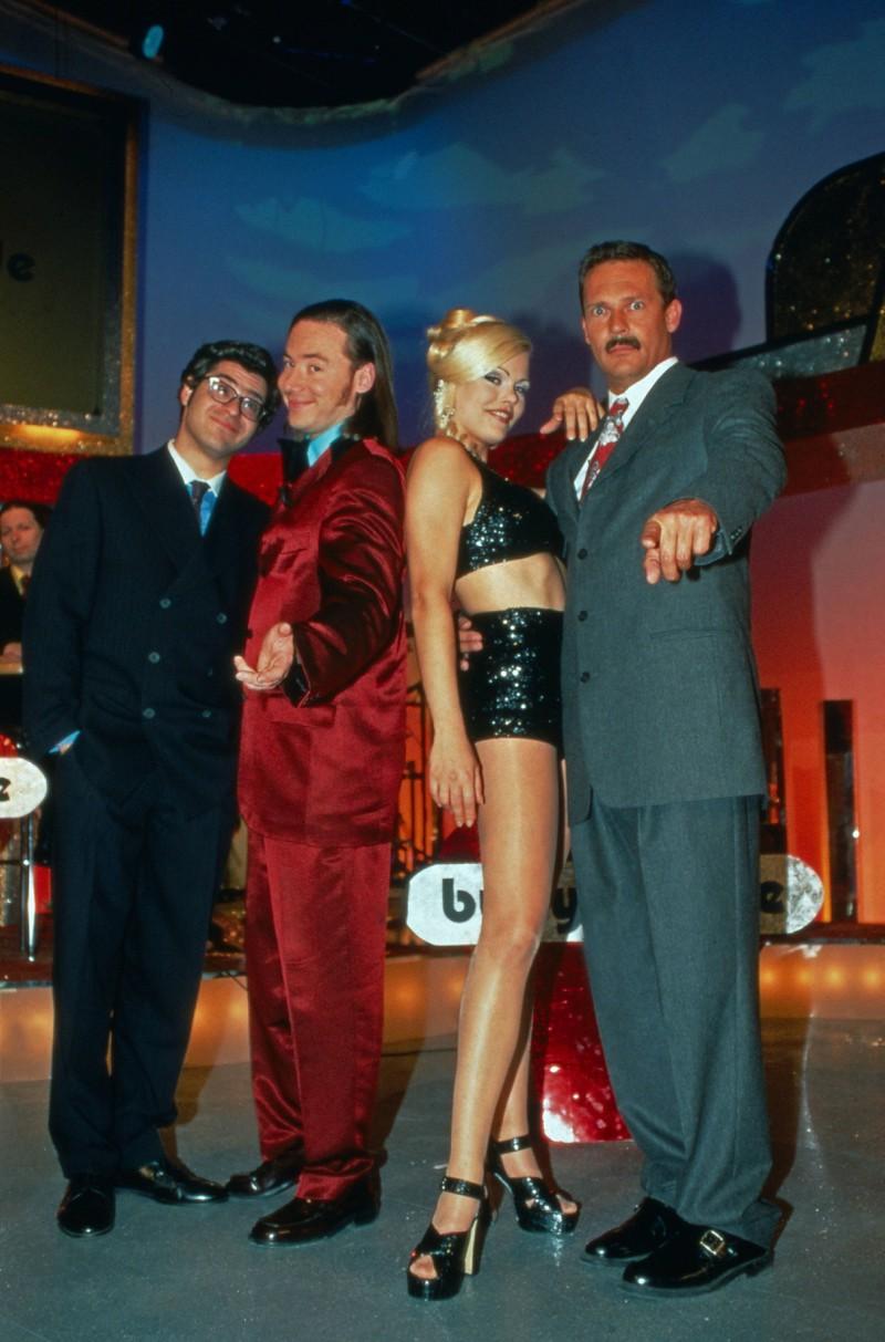Die Bullyparade lief 5 Jahre im deutschen Fernsehen.