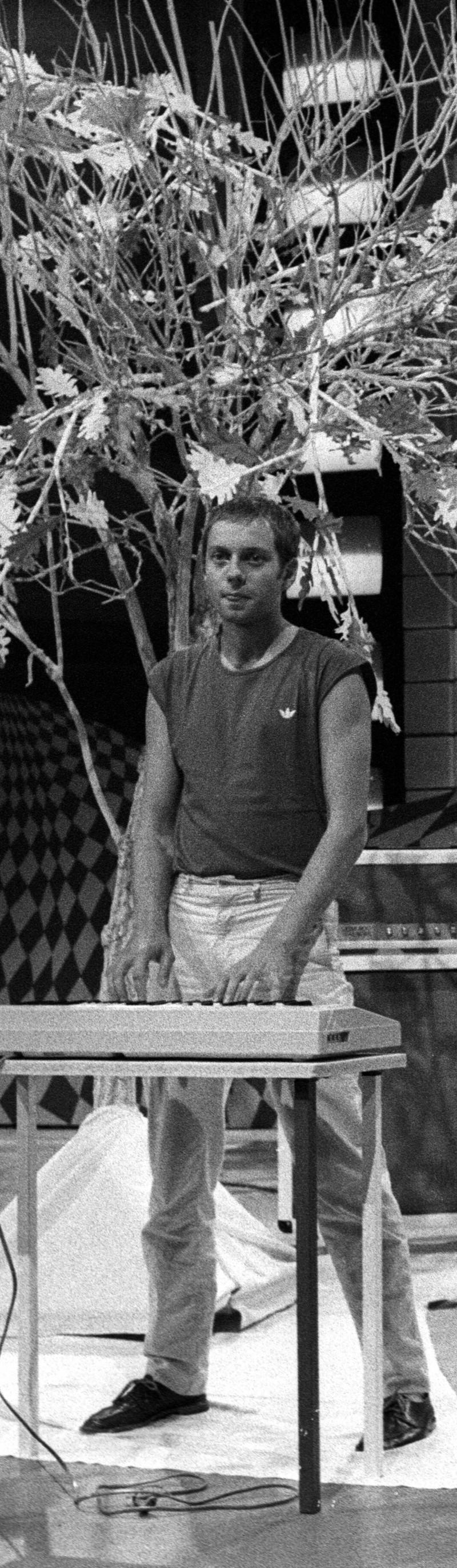 Der Keyboarder verließ 1986 die Spider Murphy Gang.