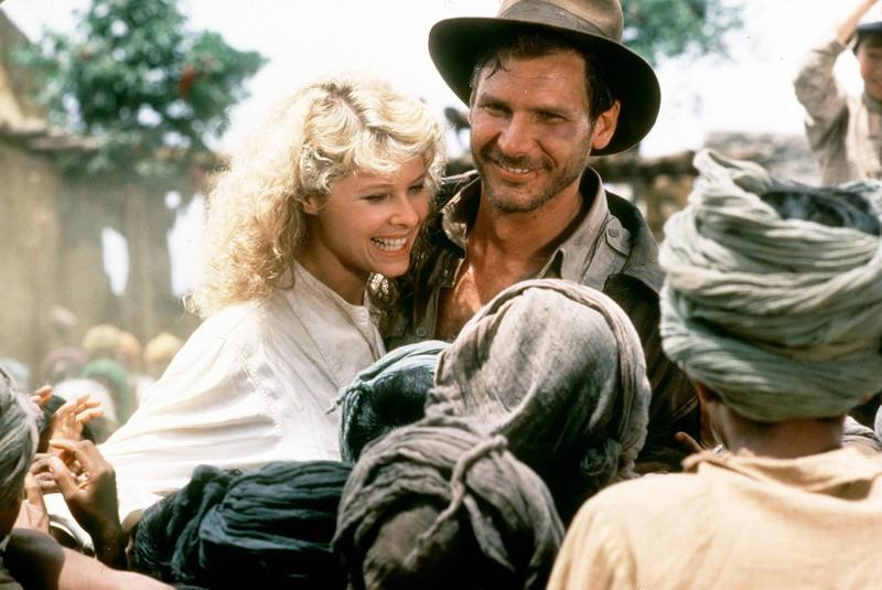 Indiana Jones Hauptdarsteller war Harrison Ford