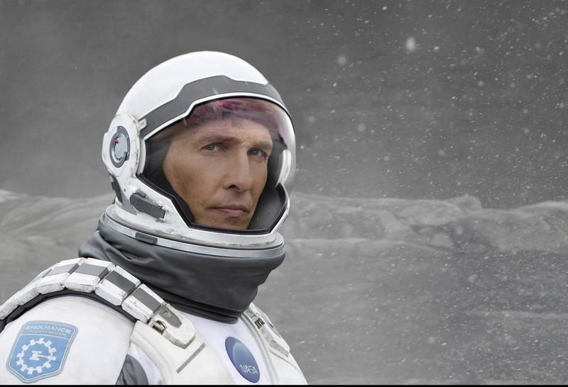 Interstellar wurde im Jahr 2013 gedreht