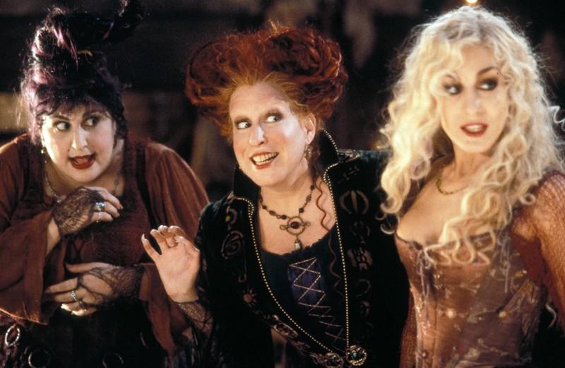 Die drei Darstellerinnen aus dem FIlm