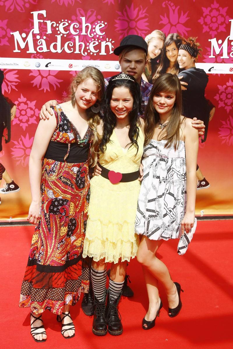 """2008 kam der Film """"Freche Mädchen"""" in die Kinos."""