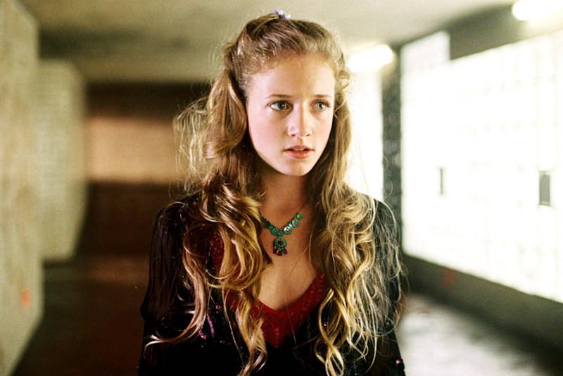 "Henriette Nagel spielt ""Kati"" in dem Teeniefilm."