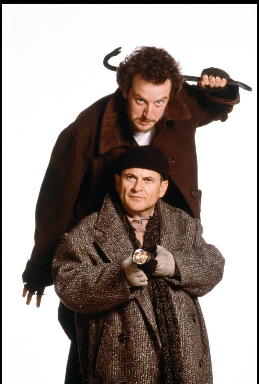 Joe Pesci spielte den kleineren der zwei Einbrecher, namens Harry.