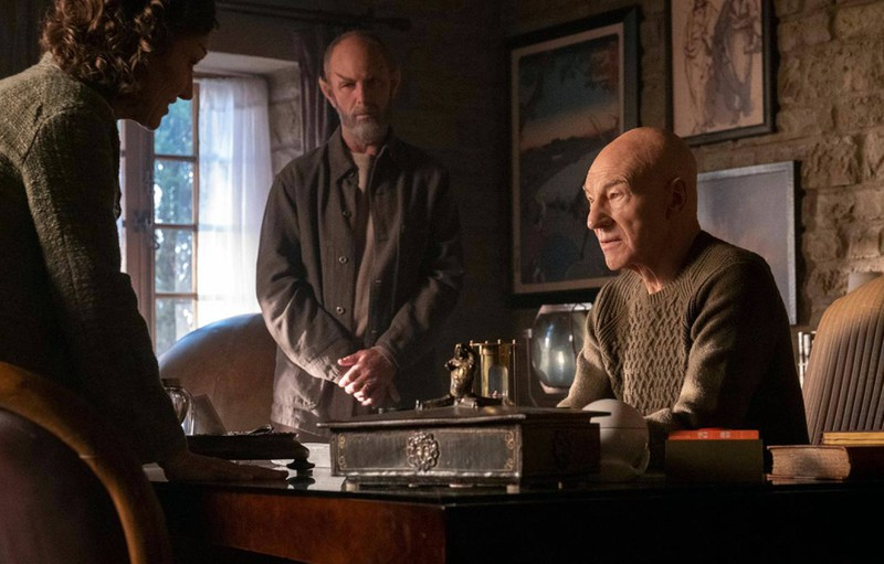 Die Serie Picard läuft ab Januar 2020