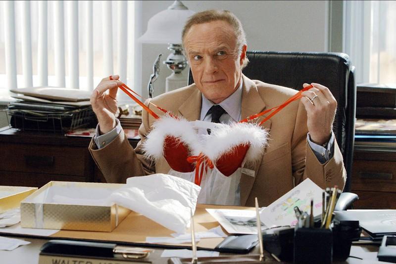 """Der Schauspieler spielte in """"Buddy - Der Weihnachtself"""" """"Walter""""."""