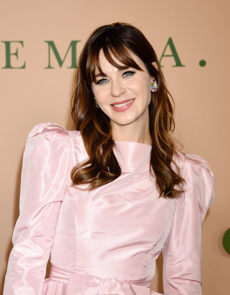 Die Schauspielerin ist auch als Sängerin tätig.