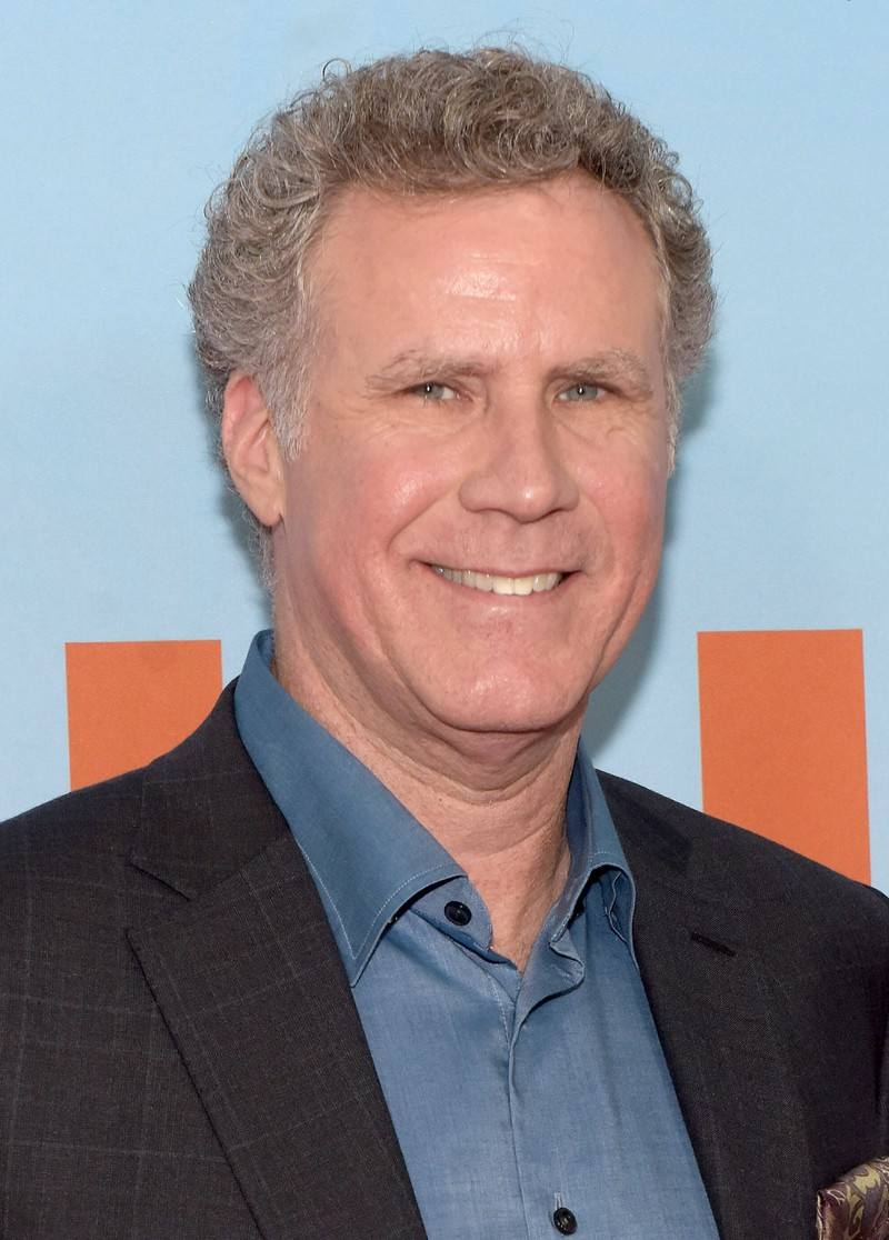 """Schauspieler Will Ferrell, der den """"Buddy"""" spielte."""