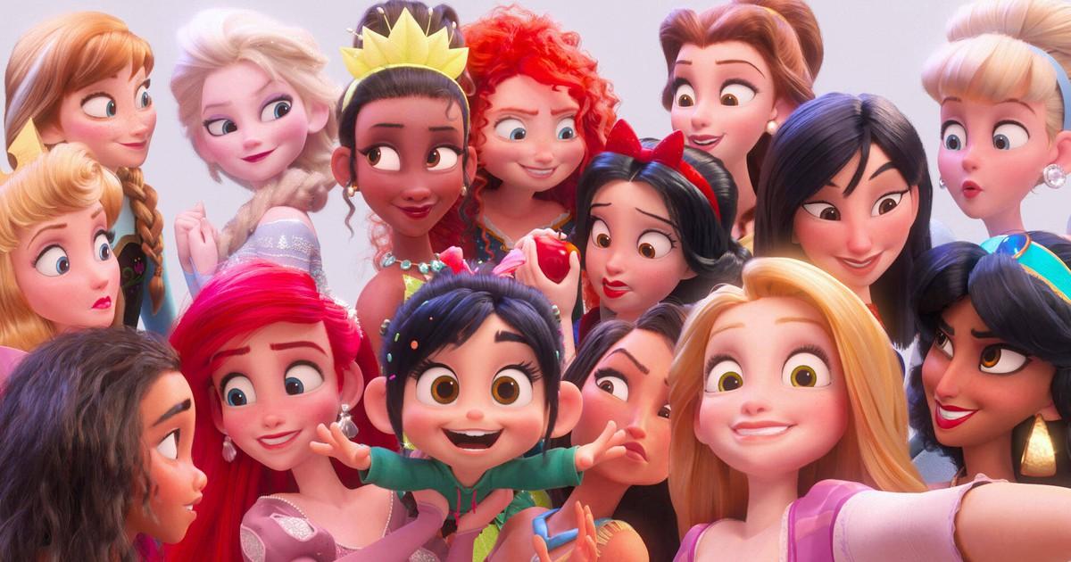 Moderner Look: Künstlerin überarbeitet Disney-Prinzessinnen