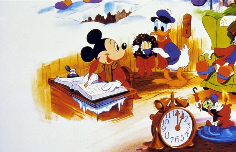 Disney bringt neuen Weihnachts-Spot raus.