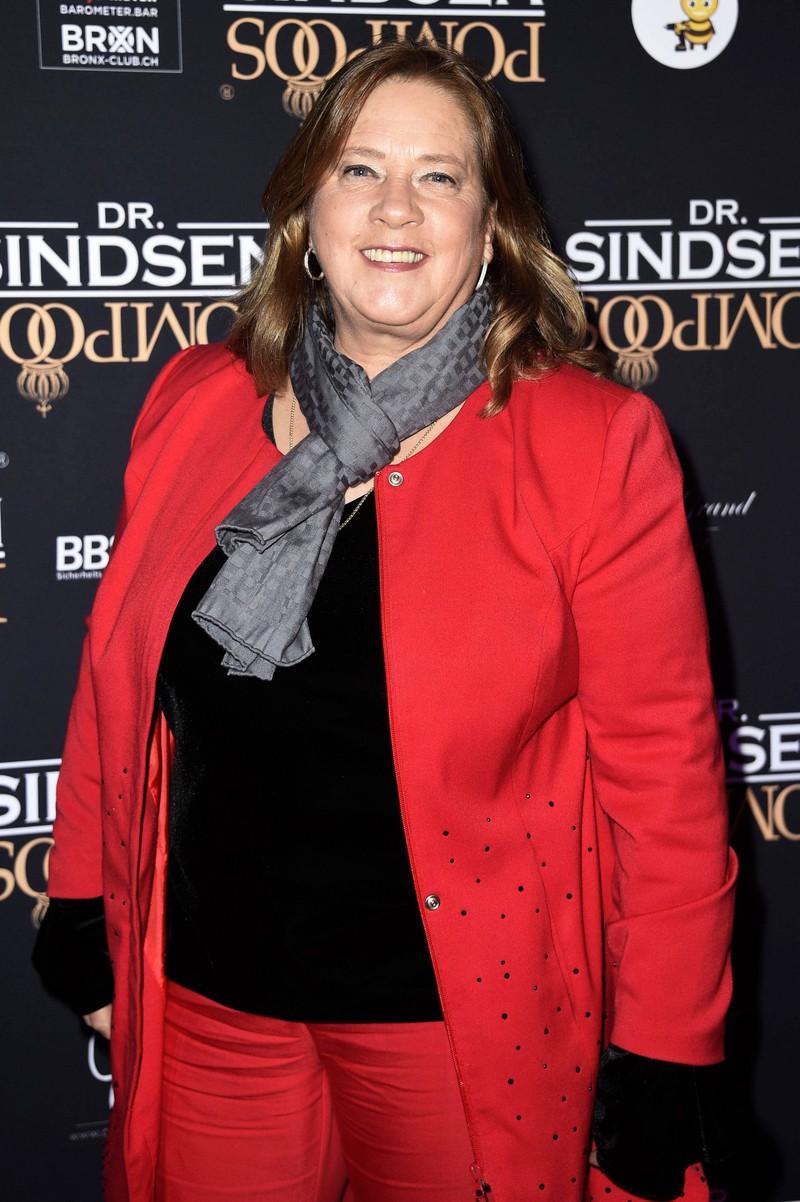 Auch Kathy Kelly ist im deutschen TV ab und zu zu sehen.
