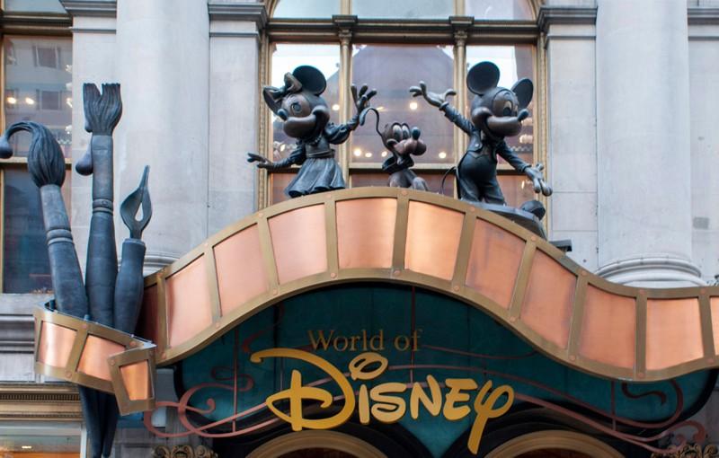 Disney bringt 2021 gleich 18 neue Filme raus.