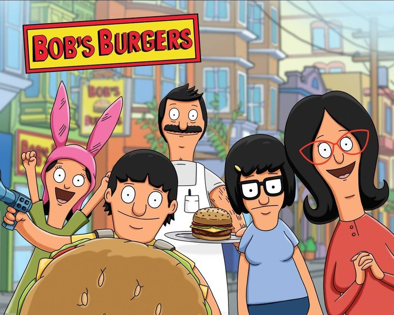 """Ein Film zur Seire """"Bobs's Burger"""" kommt raus."""