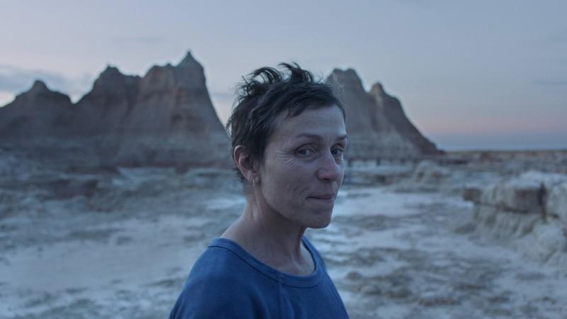 Frances McDormand spielt eine der Hauptrollen.