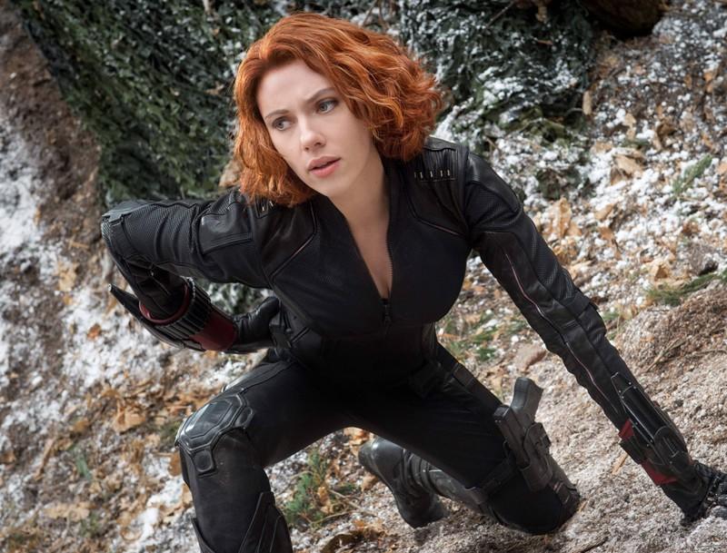 Scarlett Johansson bekommt ihren eigenen Black Widow Film.