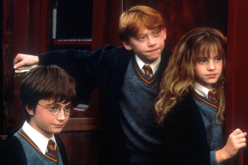 Die Lösung ist Harry Potter.