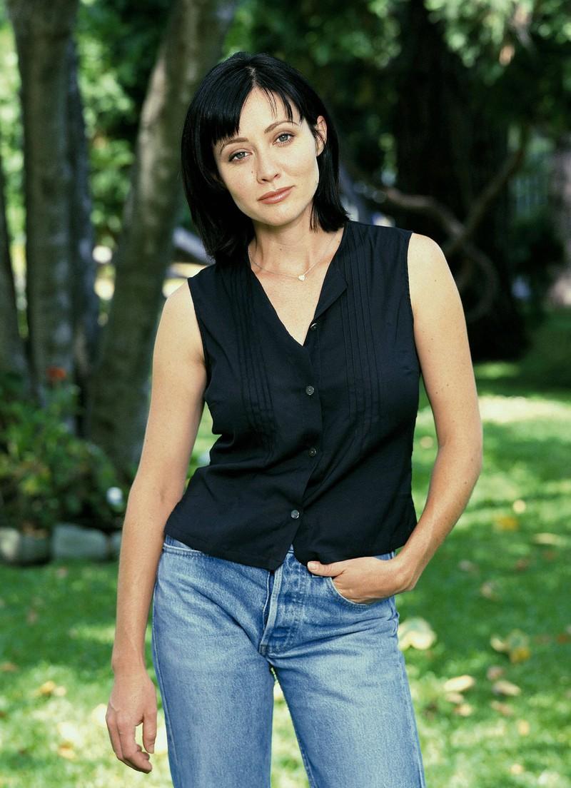 """Bei Charmed spielte Shannen Doherty """"Prue"""""""