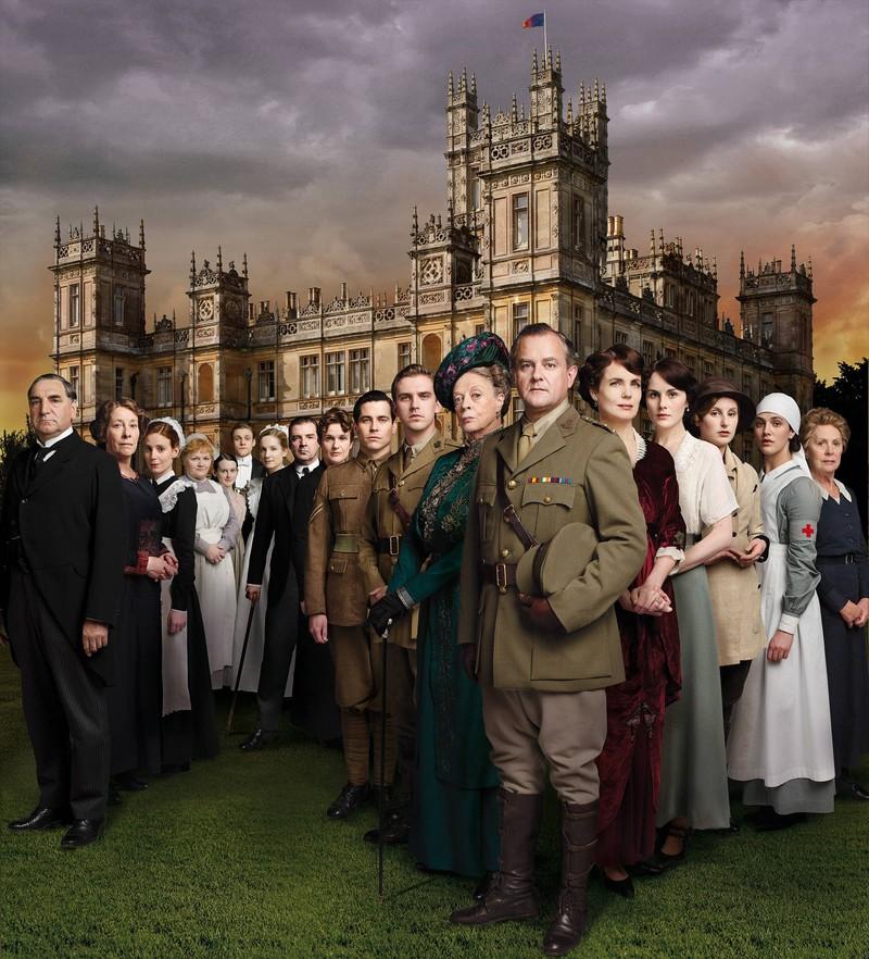 """""""Downton Abbey"""" wird dir das Warten auf die neue """"Bridgerton"""" Staffel versüßen."""