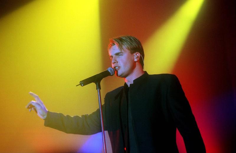 Gary Barlow ist das Mastermind hinter vielen Songs
