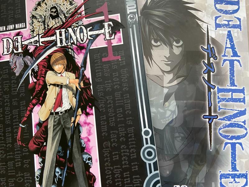 """Der Anime """"Death Note"""" ist ein Geheimtipp der Redaktion."""