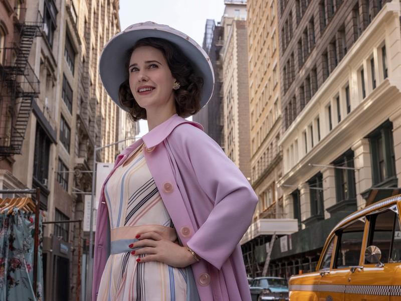 """Die Prime Serie """"The Marvelous Mrs. Maisel"""", die Frauenpower mit sich bringt"""