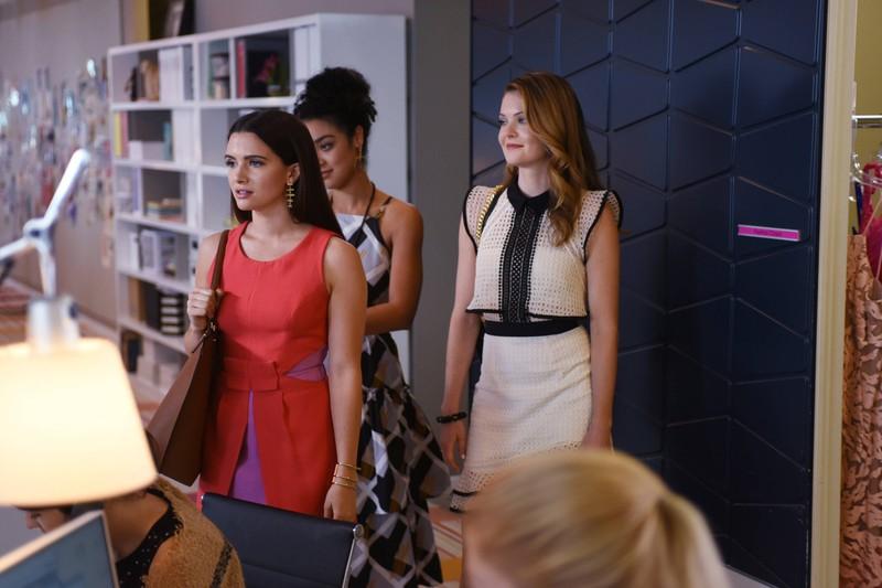 """""""The Bold Type"""" ist eine Drama-Serie für Frauen, die Sex and The City und Emily in Paris geliebt haben"""