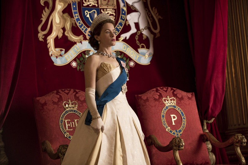 Claire Foy spielt Elizabeth II. in The Crown