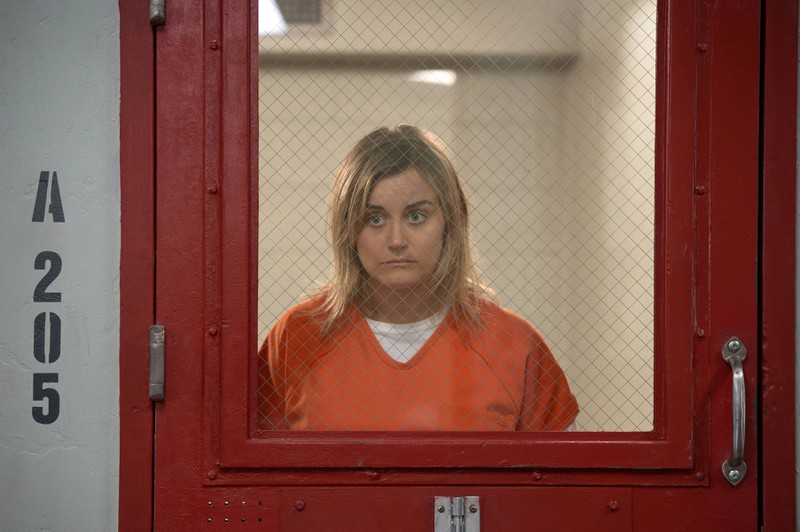 "In ,,Orange is the New Black"" kommt Piper Chapman in den Knast"