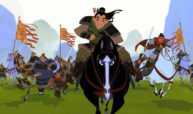 Mulan aus dem Jahr 1998 ist ein beliebter Disney-Film