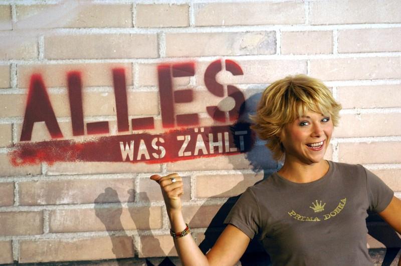 """,,Alles was zählt"""" startet bei RTL 2006"""
