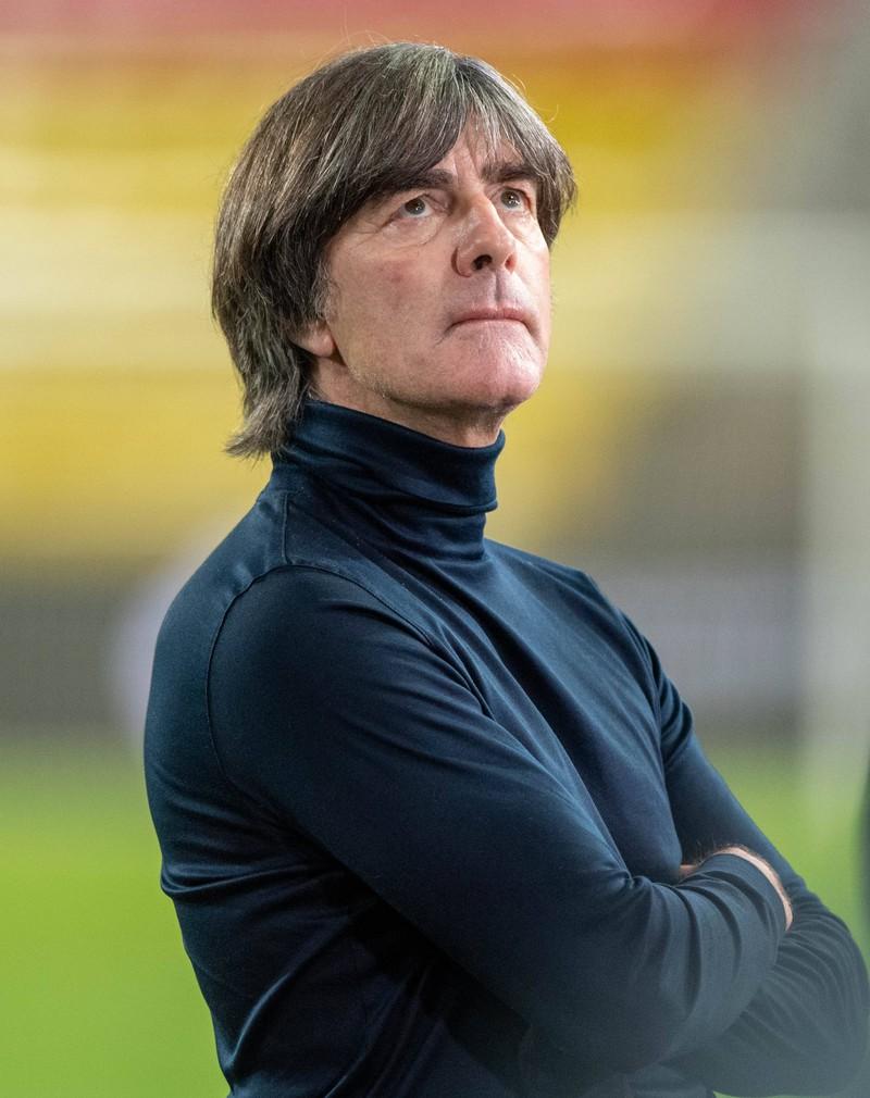Joachim Löw gibt sein Amt als Bundestrainer auf
