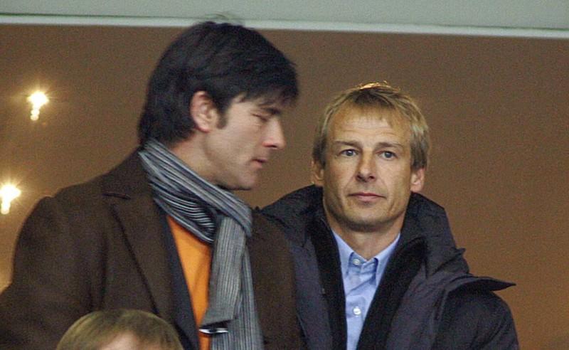 Klinsmann war der Weltgewandte, Löw galt als praktischer Denker.