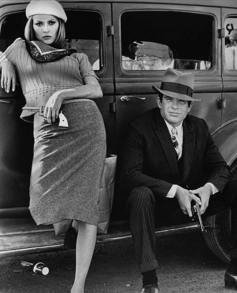 Der Film Bonny und Clyde ist auch verboten in Deutschland