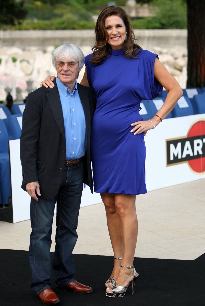 Bernie Ecclestone ist in der Formel-1 eine echte Größe. So musste er viel seines Vermögens an seine Exfrau abgeben
