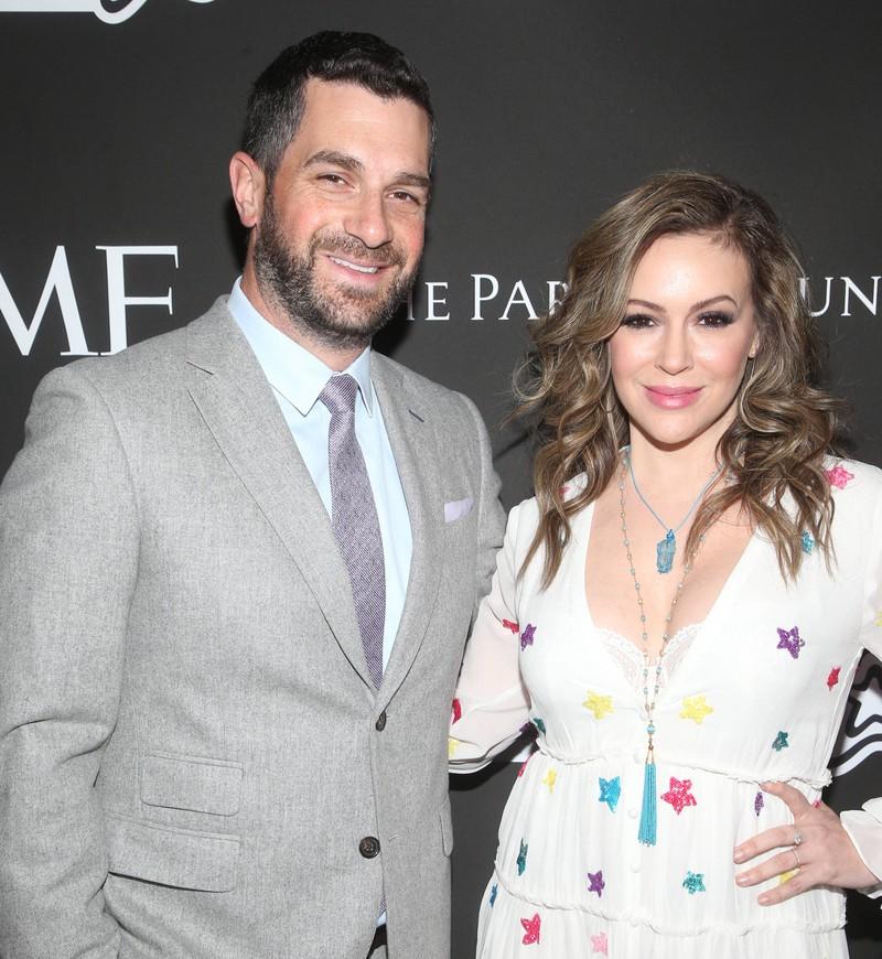Alyssa Milano ist mit ihrem Mann David Bugliari glücklich verheiratet und hat mit ihm zwei gemeinsame Kinder.