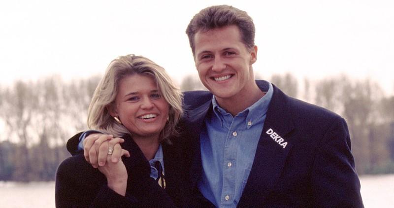 Michael Schumacher Ehefrau Corinna Schumacher