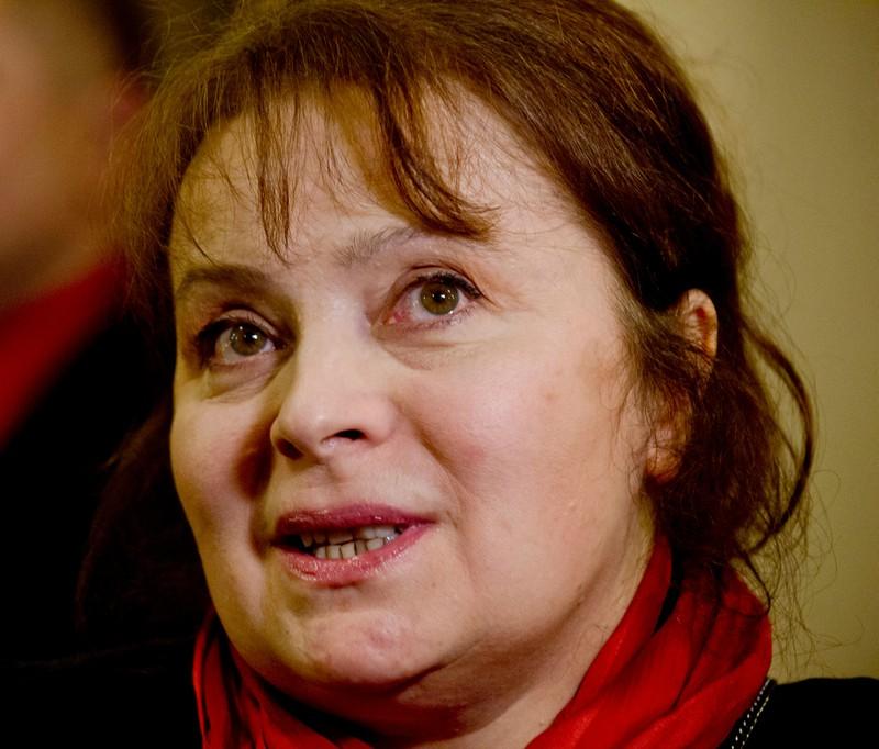 2021 ist auch Libuše Šafránková gestorben.