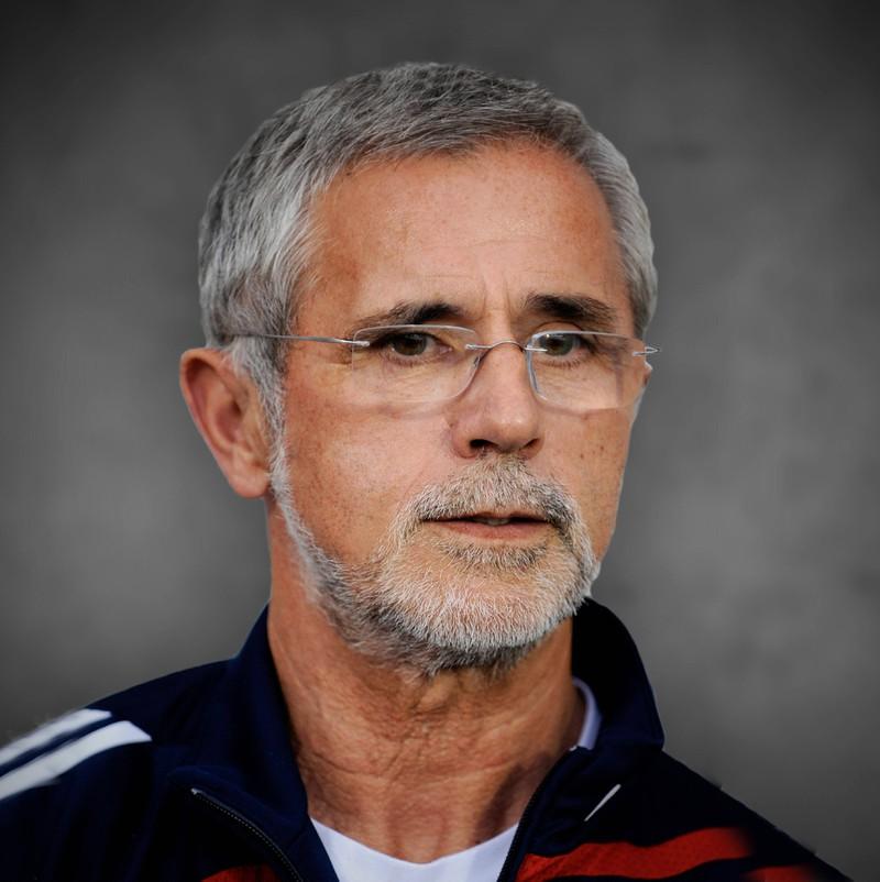 """Gerd Müller ist als """"Bomber der Nation"""" bekannt."""